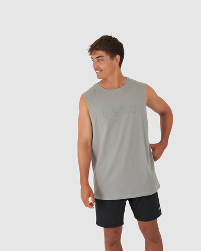 Structure Tank - Frost Grey
