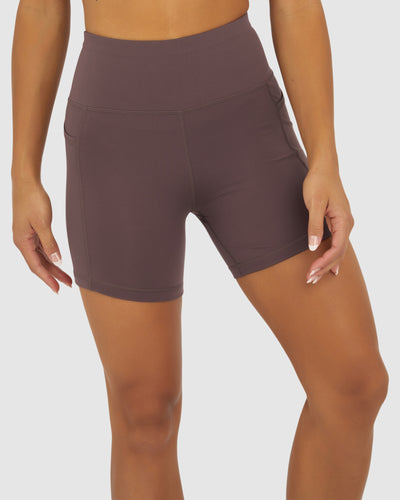 Rep X-Short Tight - Peppercorn