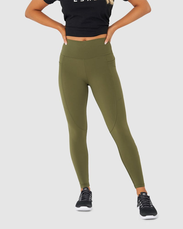 Rep Tight - Olive