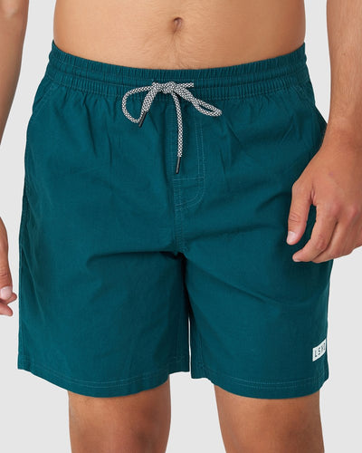 Daily Short - Deep Teal