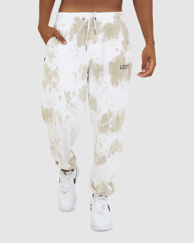 Bank Trackpant - Pussywillow Tie Dye