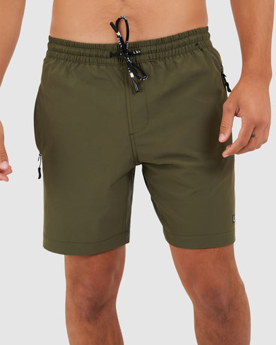 Rep Short - Olive