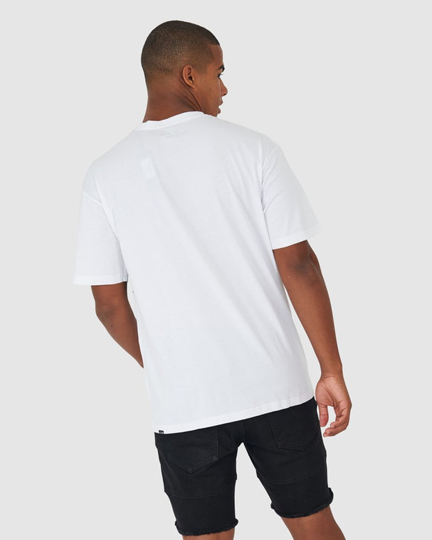 Parallel Tee Box Fit - White