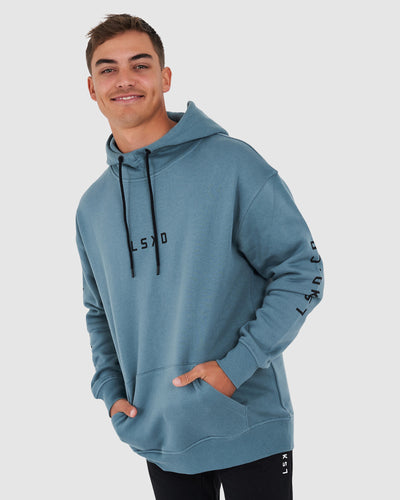 Connivance Pullover Oversize - Lead