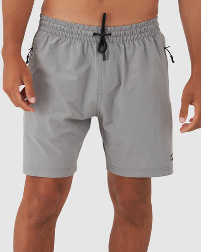 Rep Short - Frost Grey