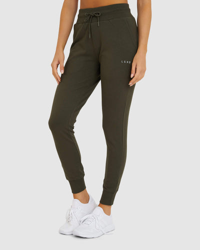 Unisex Base Trackpant - Forest Night