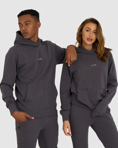 Unisex Base Pullover - Shadow