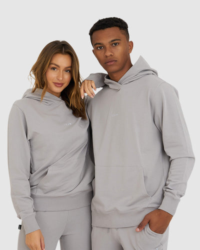 Unisex Base Pullover - Alloy