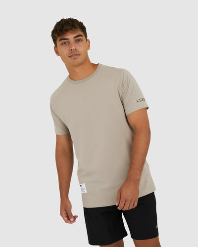 Optimal Tee - Pewter