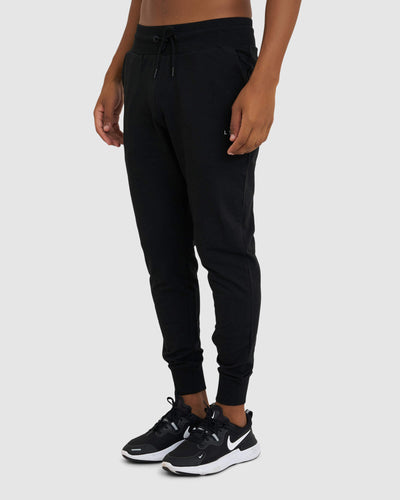 Base Trackpant - Black