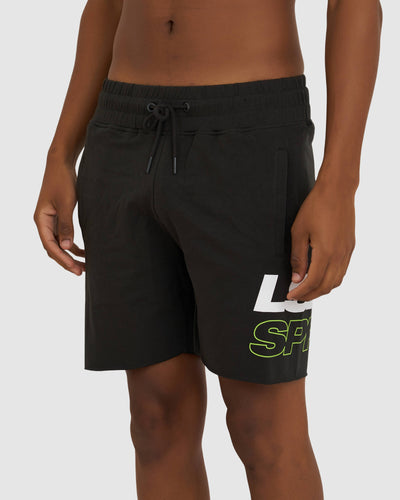 SPRT Short - Pirate Black