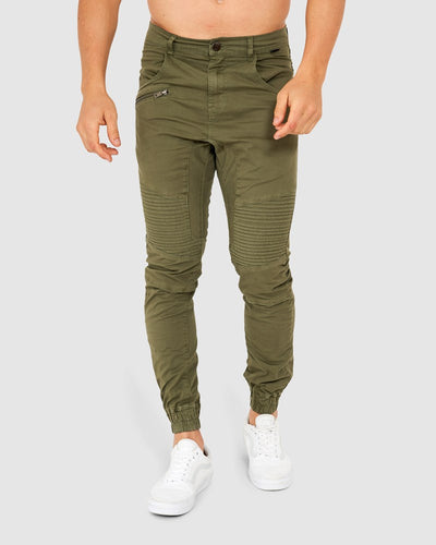 Torment Chino Pant - Burnt Olive