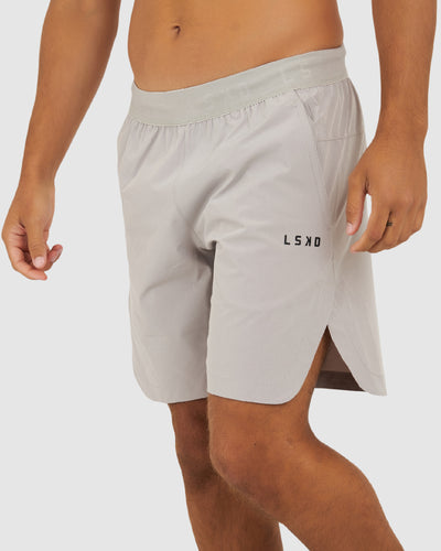 Competition Short - Pewter