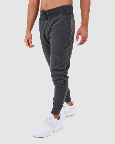 Tidy Trackpant - Pilled Pigment Charcoal - Preorder-2