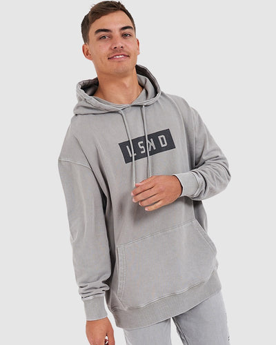 Mood Pullover Oversize - Pilled Pigment Pewter