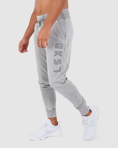 Tidy Trackpant - Pilled Pigment Pewter