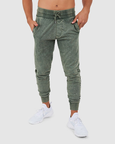 Lean Trackpant - Castor Grey Pigment