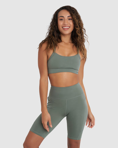 Rep Short Tight - Graphite