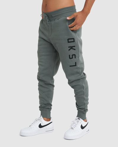 Structure Trackpant - Graphite