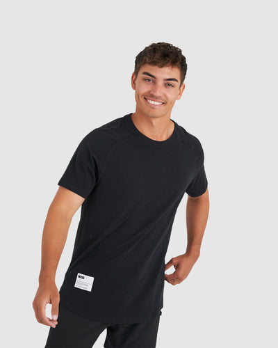 Optimal Tee - Black
