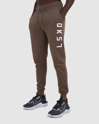 Structure Trackpant - Chocolate