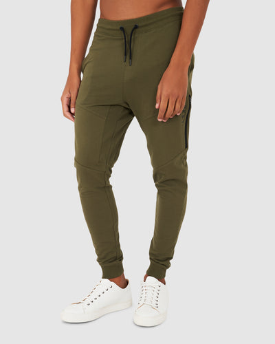 Rep Jogger - Olive Night