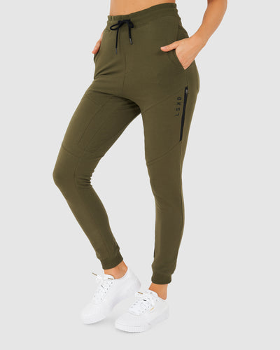 Unisex Rep Jogger - Olive Night