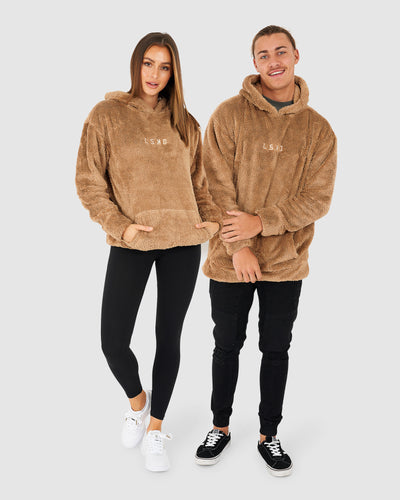 Unisex Alpine Pullover - Natural