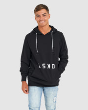Stalkon Pullover Hood Regular - Black
