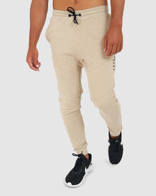 Rep Jogger - Lt Taupe