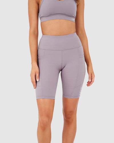 Rep Short Tight - Dusty Lilac