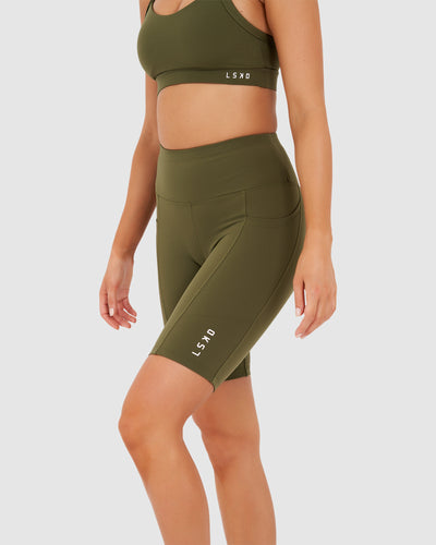 Rep Short Tight - Olive