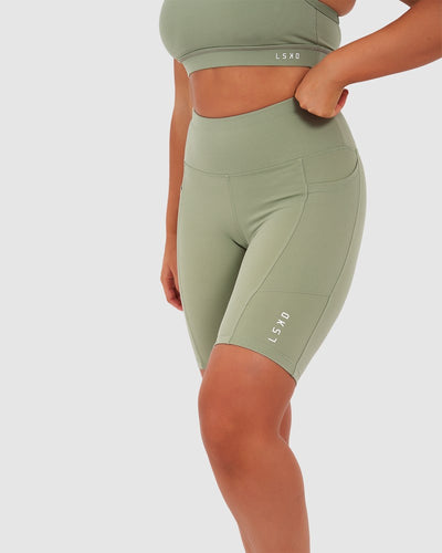 Rep Short Tight - Sea Grass