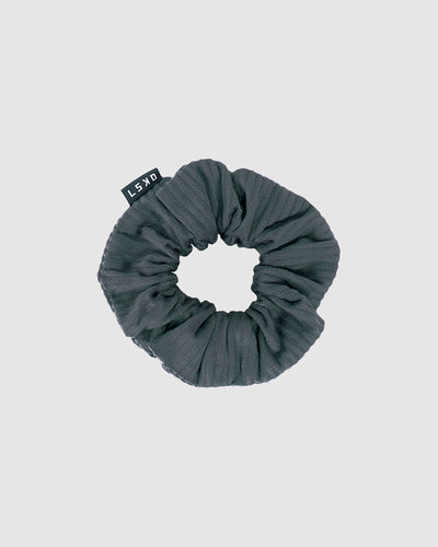 Grind Scrunchie - Dark Grey