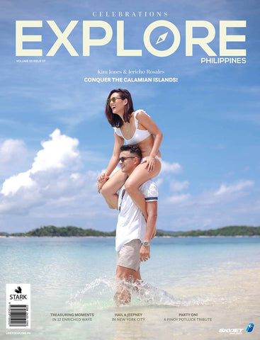 Issue 07 | Kim and Echo x Palawan