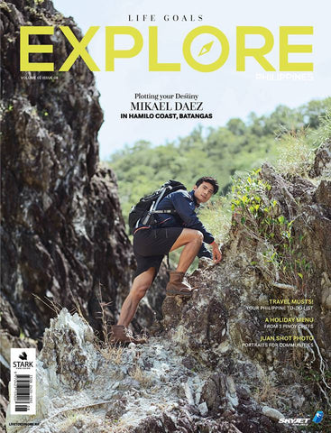 Issue 08 | Mikael x Pico de Loro
