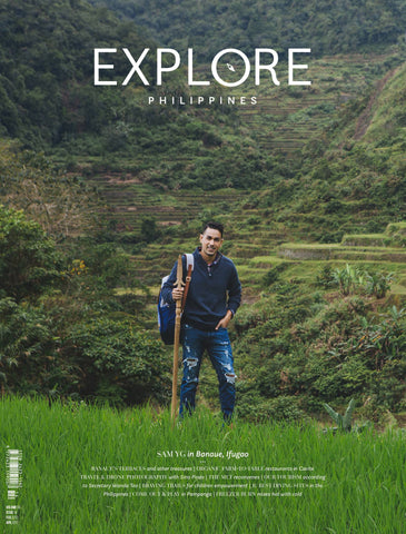 Issue 14 | Sam YG x Banaue