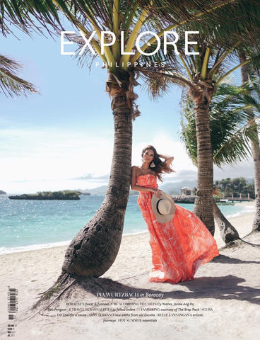 Issue 15 | Pia and Marlon x Boracay