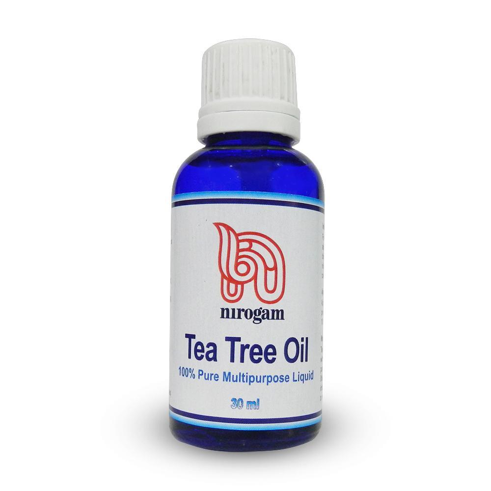 Tea Tree Oil for Acne, Warts, Athlete's Foot & Dandruff - 30 ml