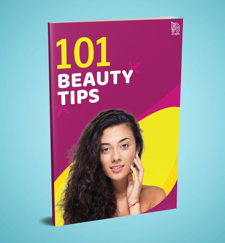 Nirogam 101 Beauty Tips Book - Nirogam