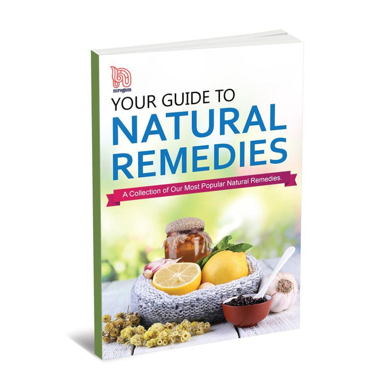 Nirogam's Book of Natural Remedies - #1 Best Seller - Must for every home - Nirogam