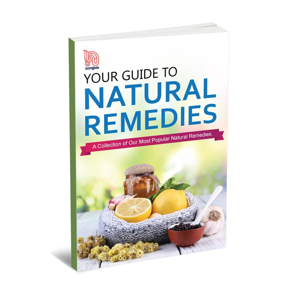 Nirogam's Book of Natural Remedies - #1 Best Seller - Must for every home