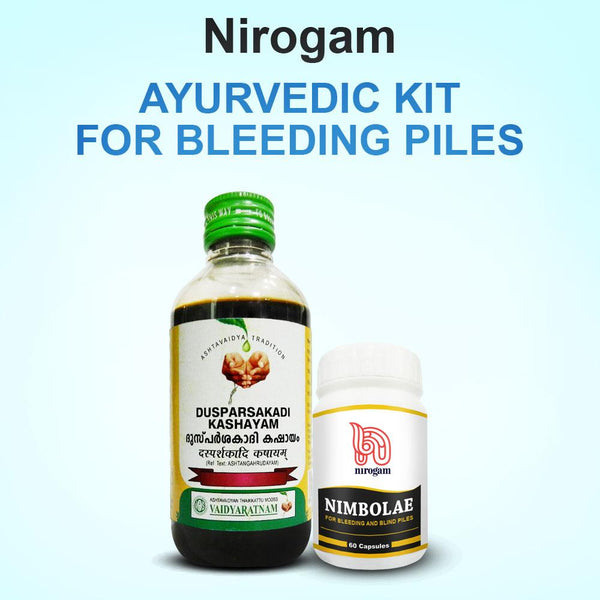 Ayurvedic Treatment for Bleeding Piles
