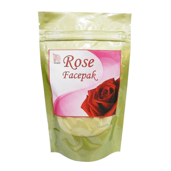 Rose Multaani Mitti Face Pack 100 gms - Pack of 2 - Nirogam