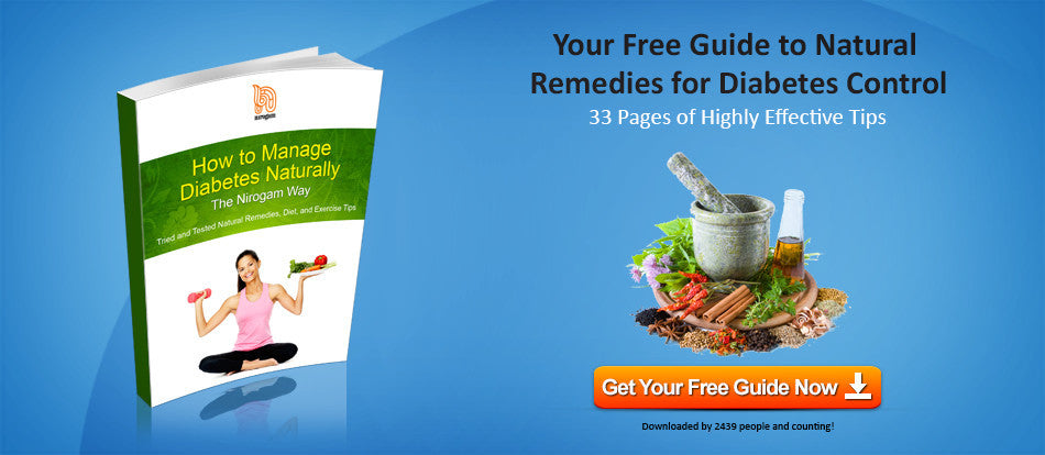 Control diabetes with natural remedies