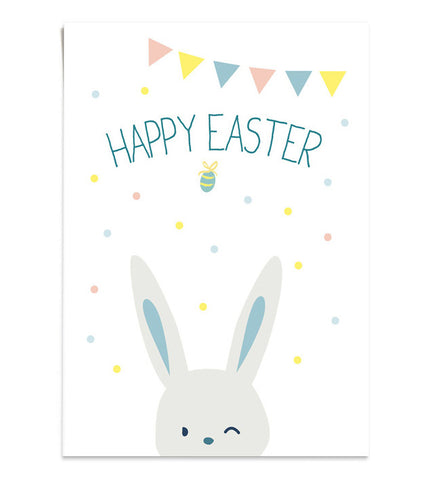 "Carte ""Happy Easter"""