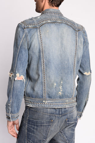 Oliver Denim Jacket - Highway To Hell