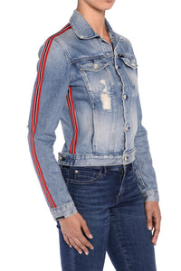 Birkin Denim Jacket - Bolt