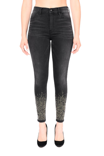 Lollo High Rise Skinny - Galaxy