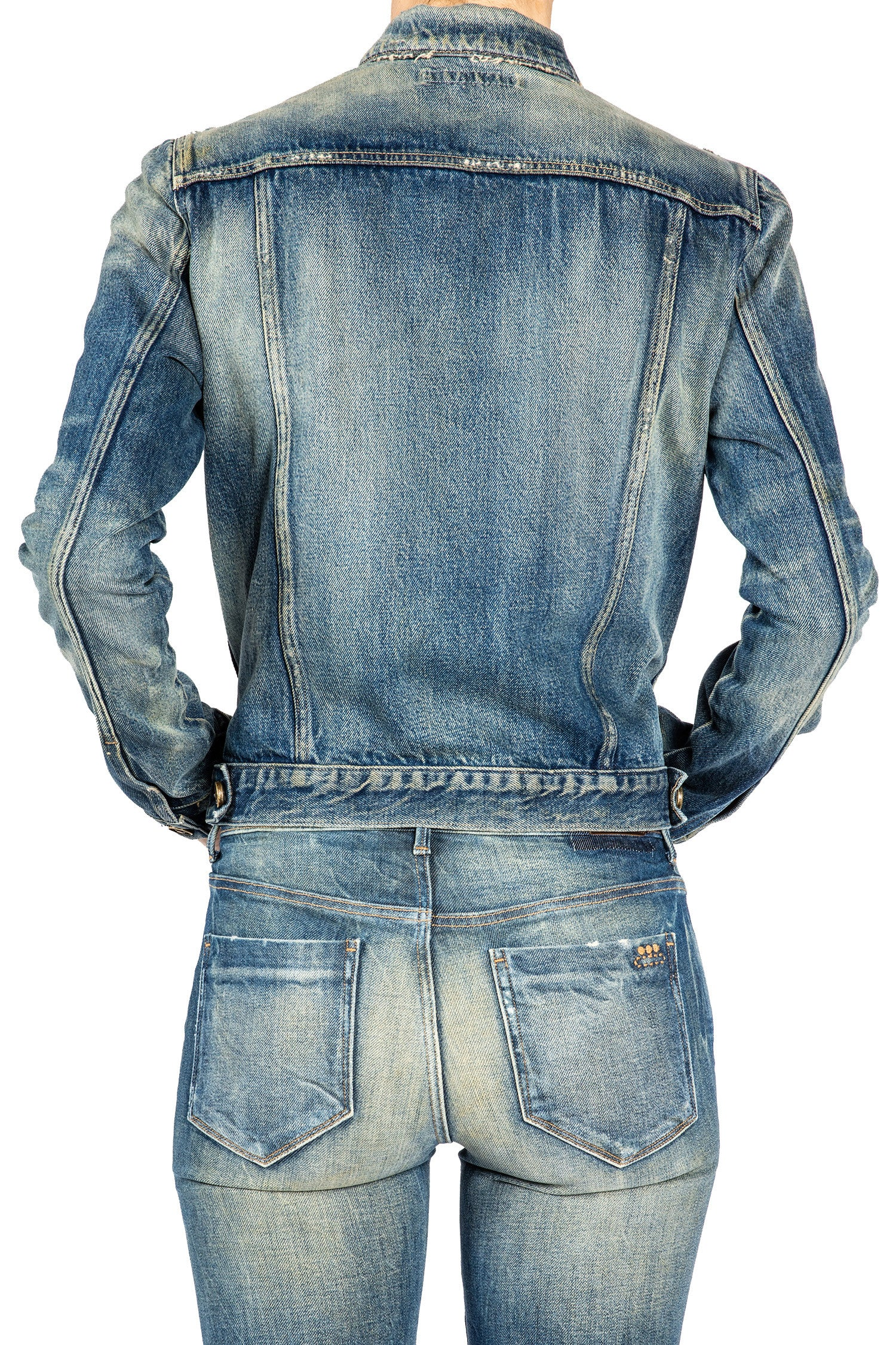 Birkin Denim Jacket - Renegade